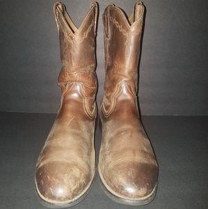 Ariat Heritage Roper Wester Boots sz9EE